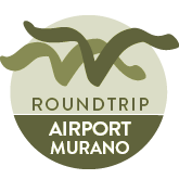 From Airport to Murano and vice versa