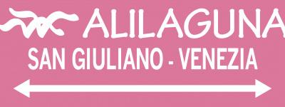 Alilaguna Linea Rosa shuttle San Giuliano Venezia Tre Archi