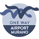 From Airport to Murano or vice versa